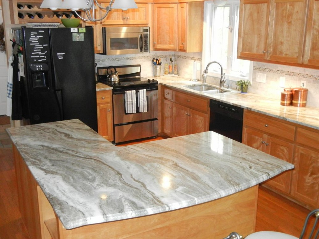Ocean Beige Kitchen  Beige kitchen, Kitchen countertops, Countertops - Superior Kitchen Cabinets Gardner Ma