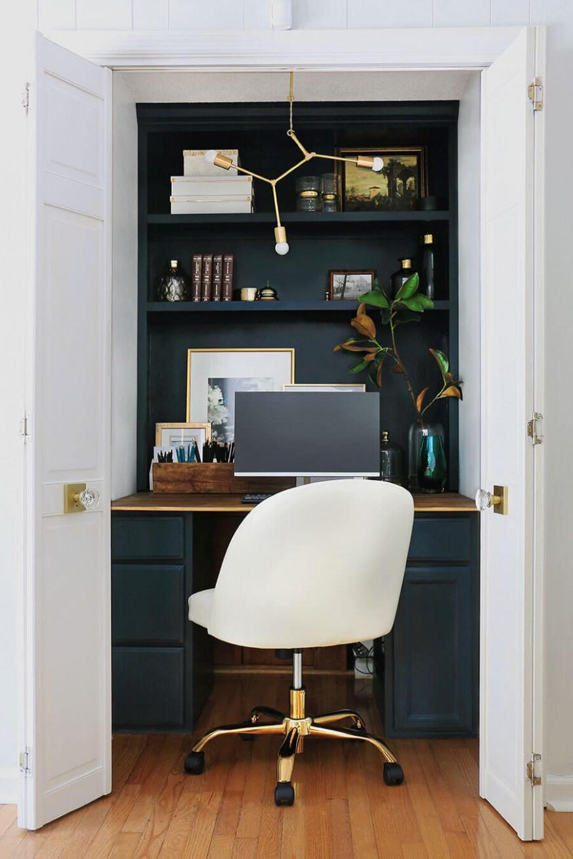 OFFICE CLOSETS — CLOSETPHILE - Closet Office Ideas