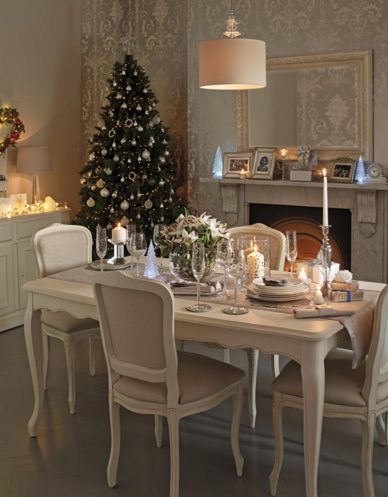 On Our Radar: December - Laura Ashley Blog  Christmas dining  - Dining Room Ideas Laura Ashley