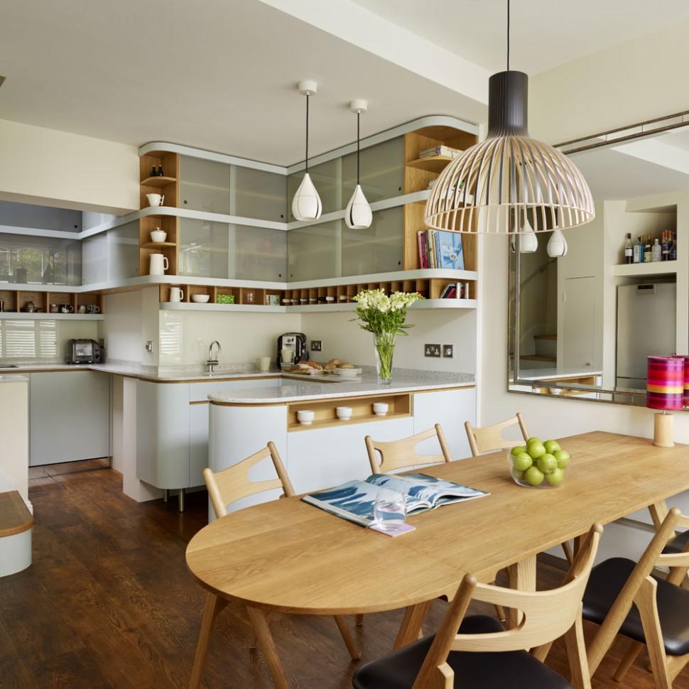 Open-plan kitchen design ideas  Open-plan kitchen ideas for  - Dining Room Kitchen Design Ideas