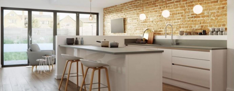 Open Plan Kitchen Ideas UK  The Lark - Kitchen Dining Room Ideas Uk