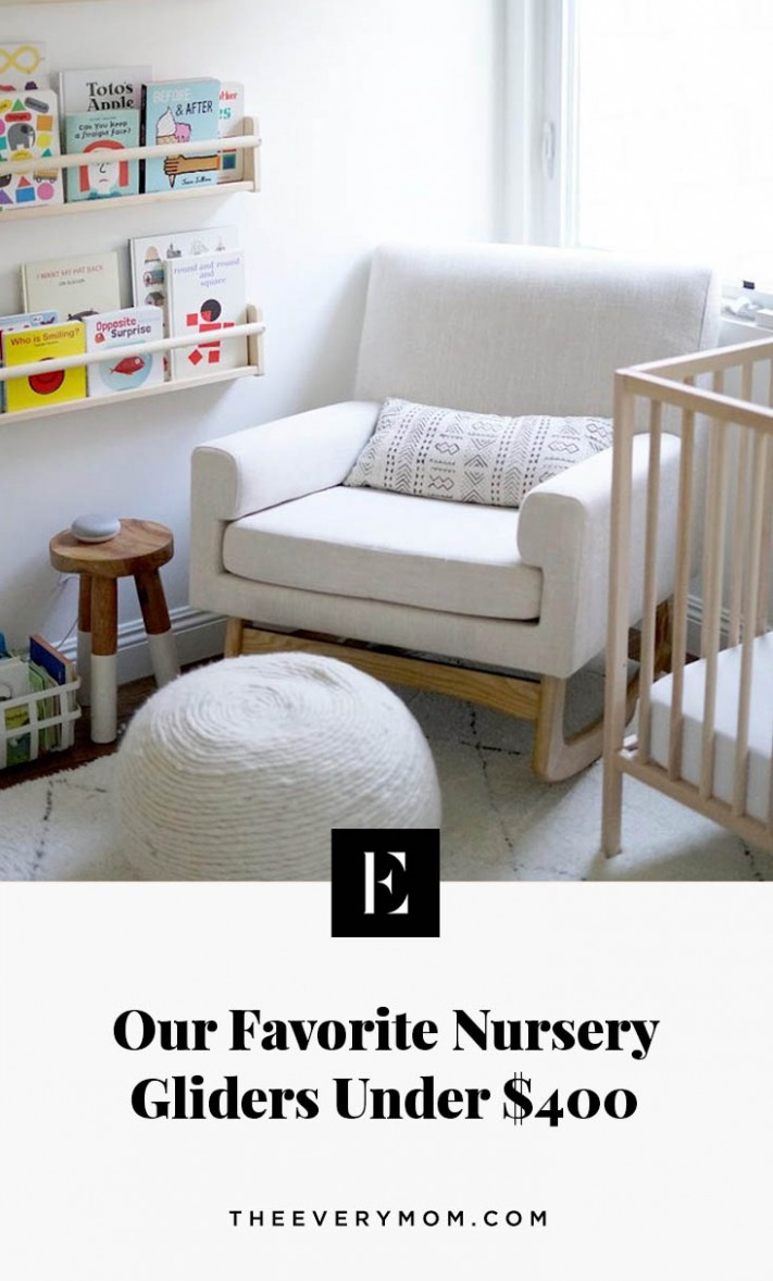 Our Favorite Nursery Gliders Under $10  The Everymom - Baby Room Rocking Chair