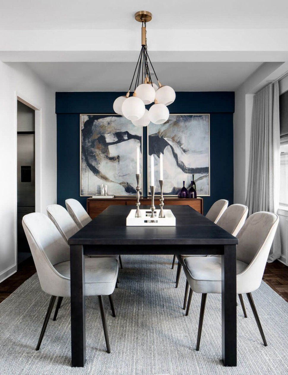 Out Of The Box Dining Room Wall Decor Ideas Dining room is the  - Dining Room Decor Ideas Modern