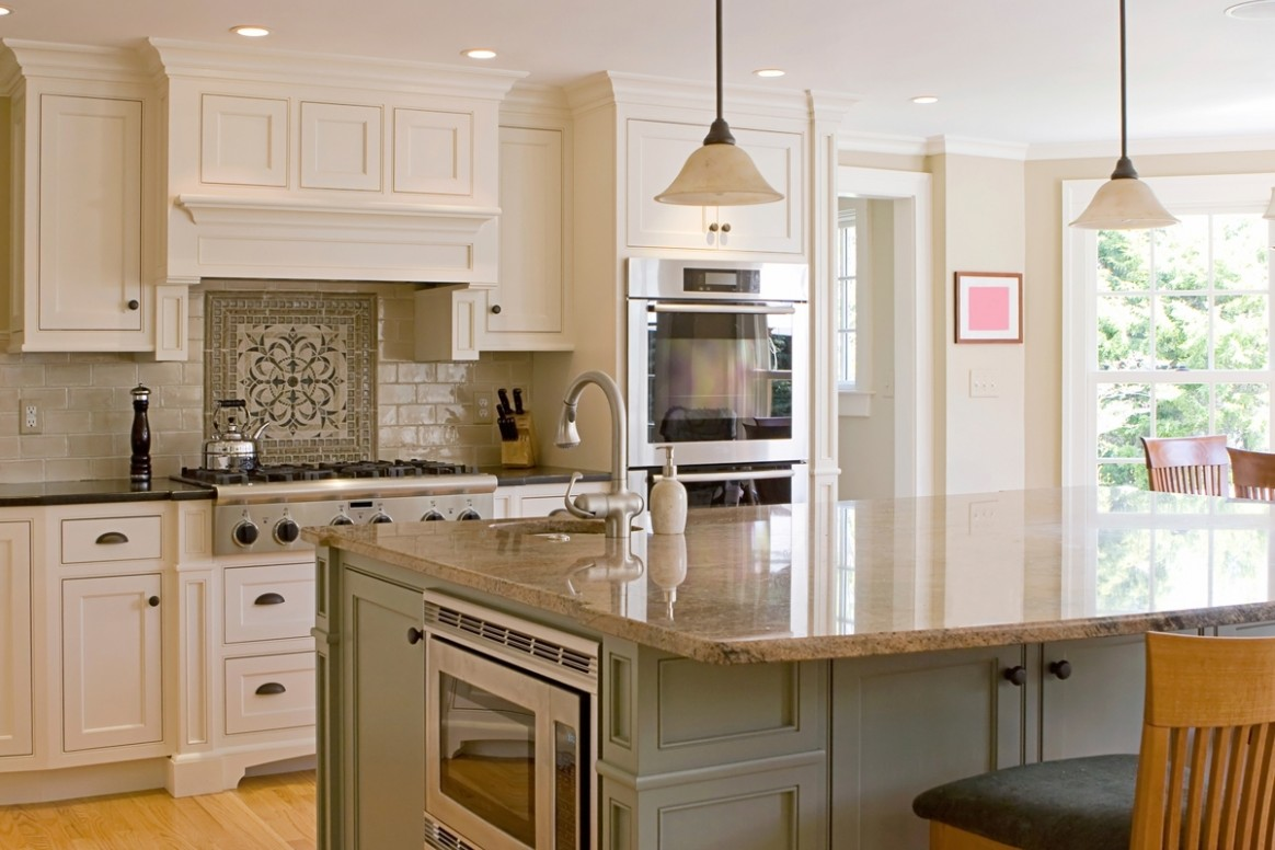Paint colors for kitchens with maple cabinets — Modern Design - What Color To Paint Kitchen Walls With Maple Cabinets