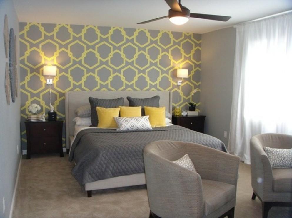 Pictures Grey Yellow Bedrooms Bedroom Decorating Ideas – Freshsdg - Bedroom Ideas Grey And Yellow