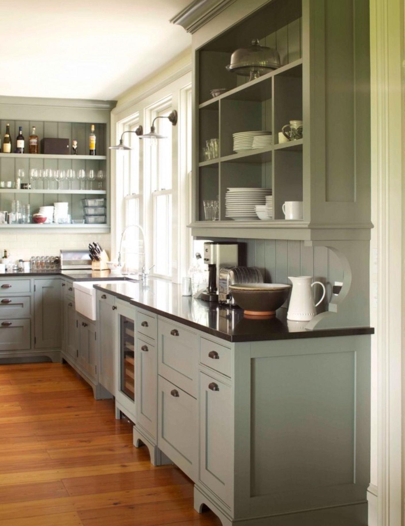 Pin by Jenny Zanatta on 8 - Kitchen  Farmhouse kitchen design  - 1950S Kitchen Cabinets Corbel