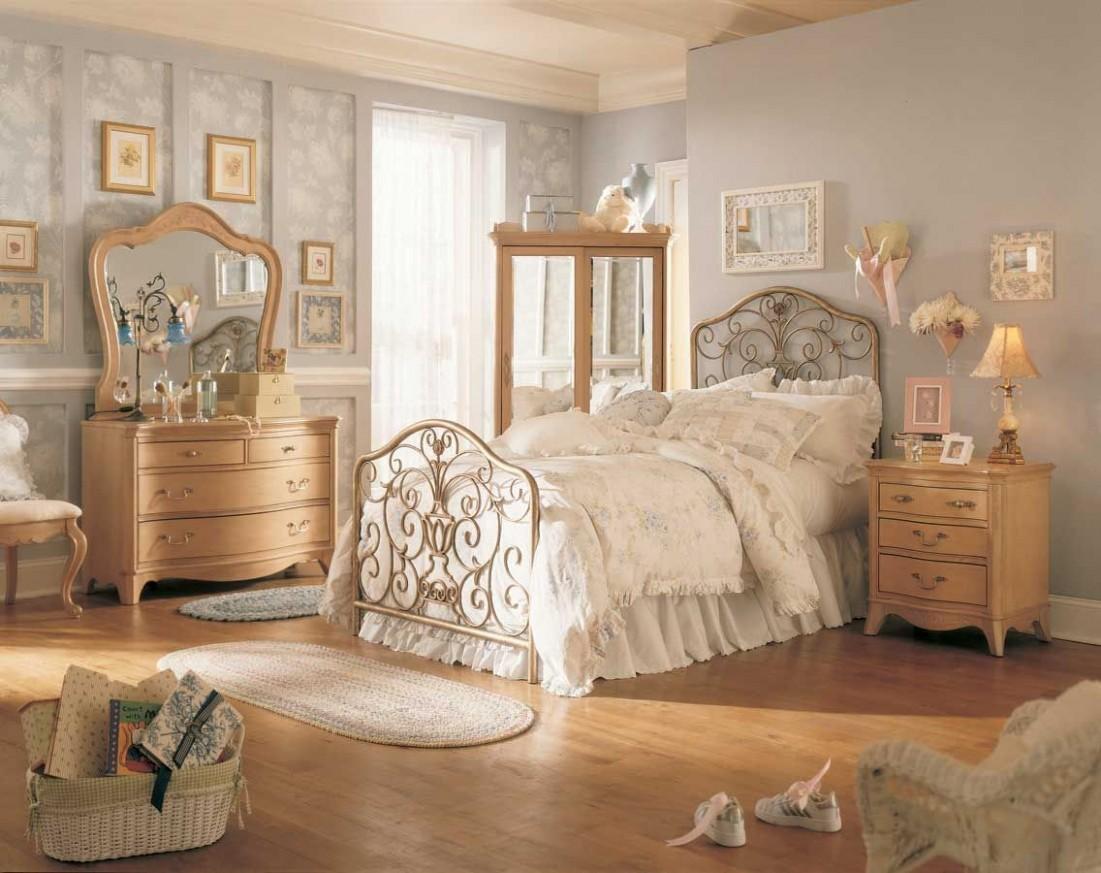 Pin on Amazing Interiors - Bedroom Ideas Vintage