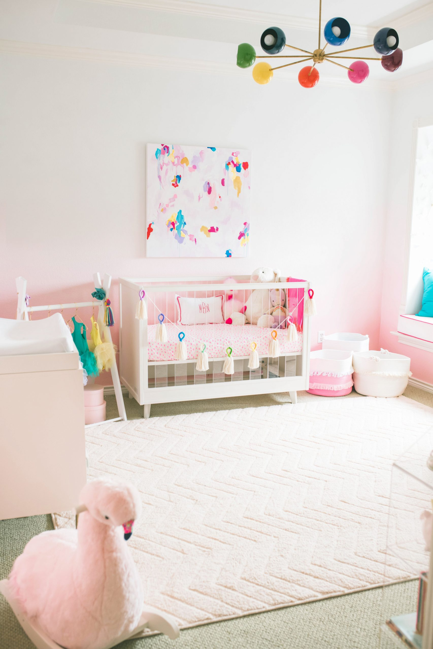 Pin on Baby Nurseries - Baby Room Rainbow