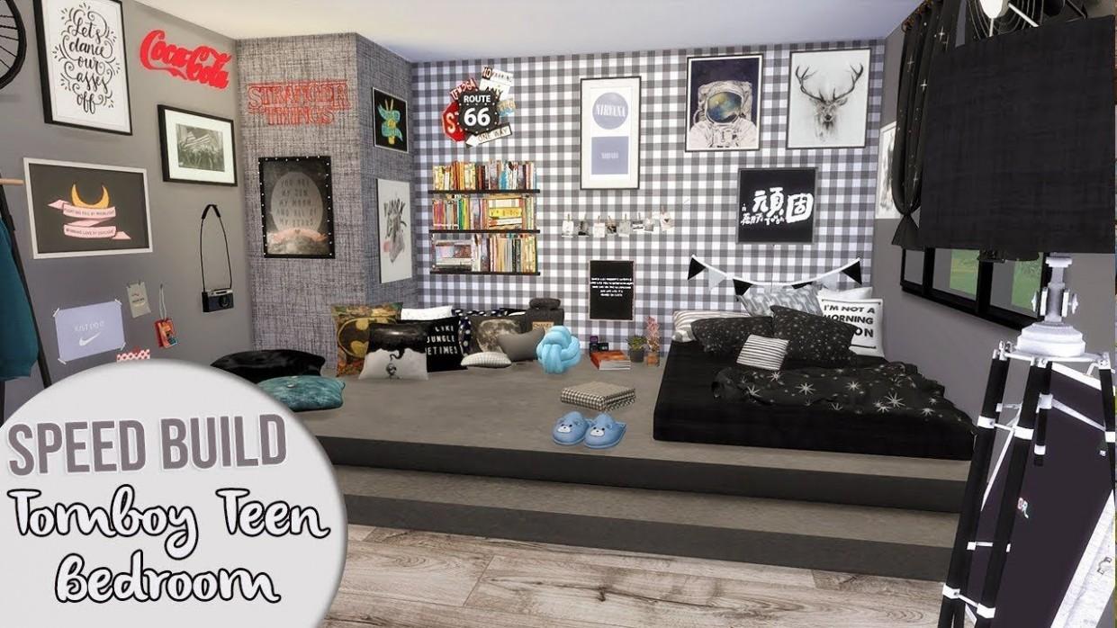 Pin on Bedroom Design - Bedroom Ideas Sims 4