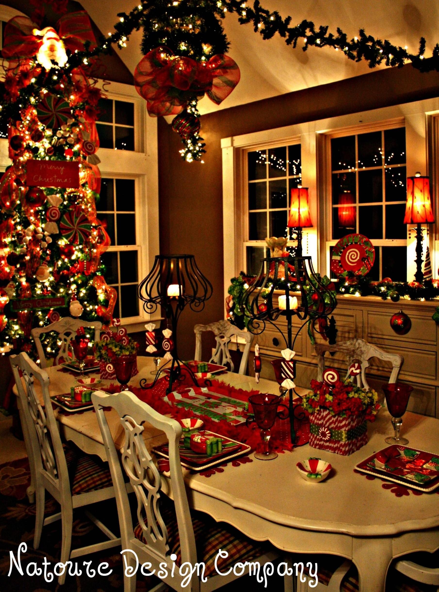 Pin on christmas ideas - Dining Room Ideas For Christmas