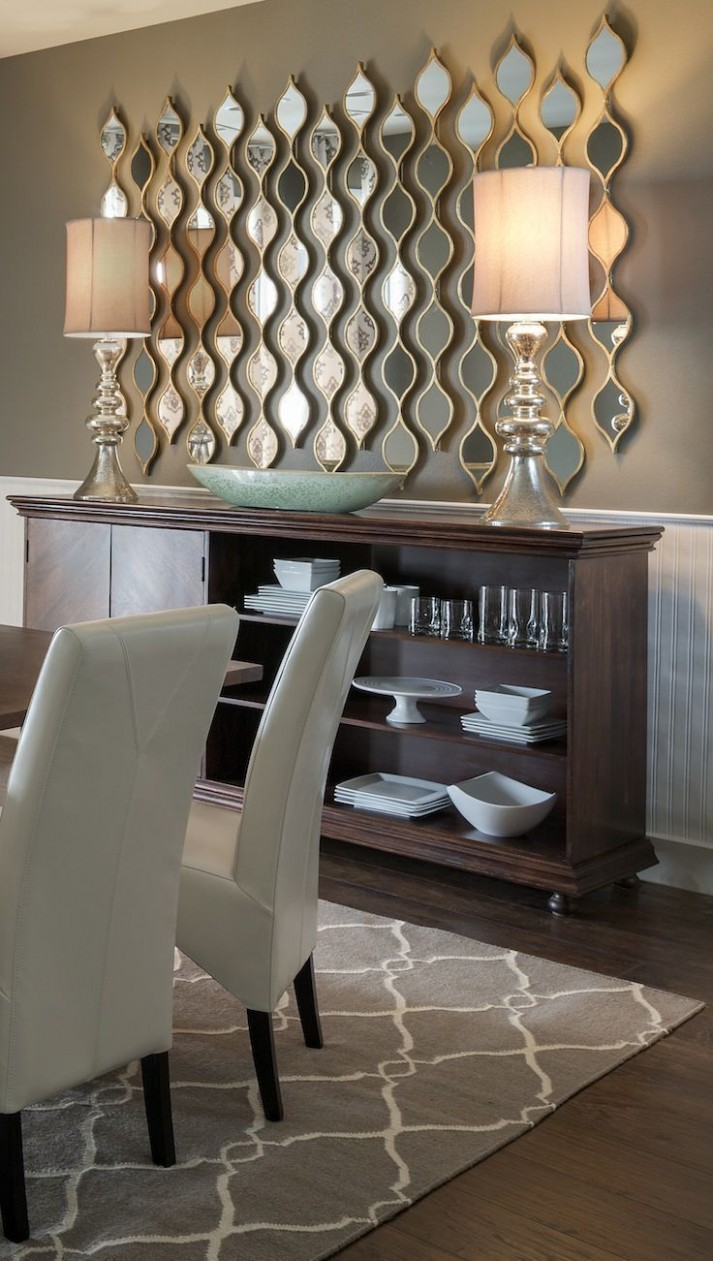 Pin on Decor Ideas! - Dining Room Ideas With Mirrors