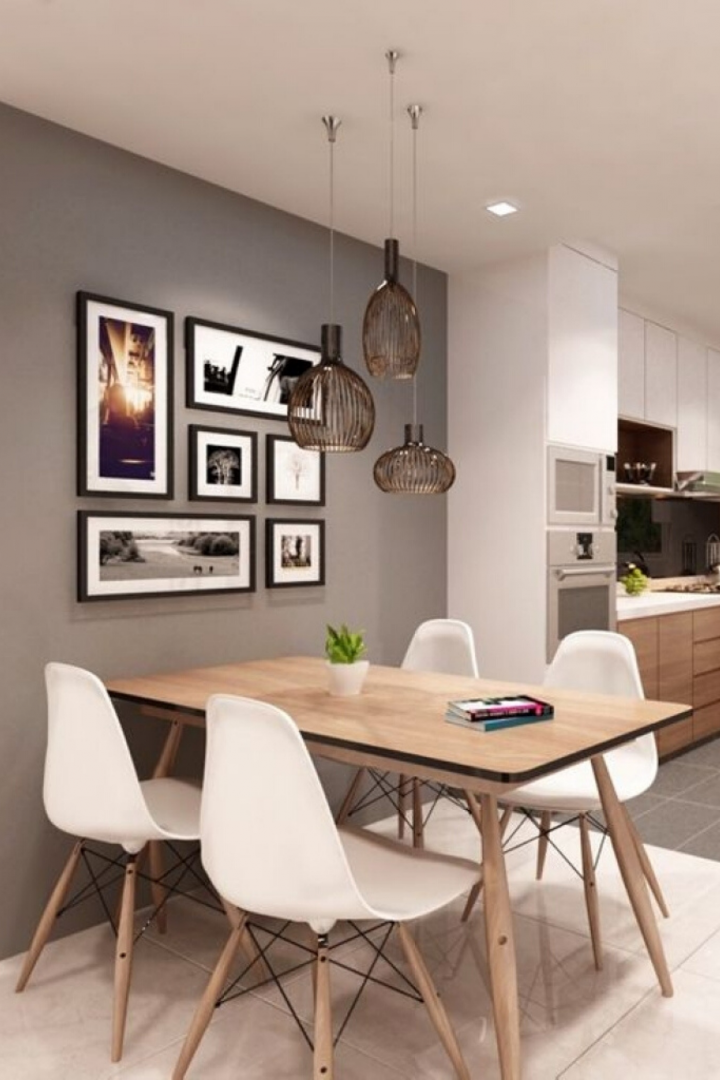 Pin on Decorate Studio Apartments - Dining Room Ideas For Apartments