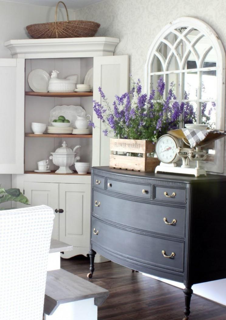 Pin on Dining room - Dining Room Dresser Ideas