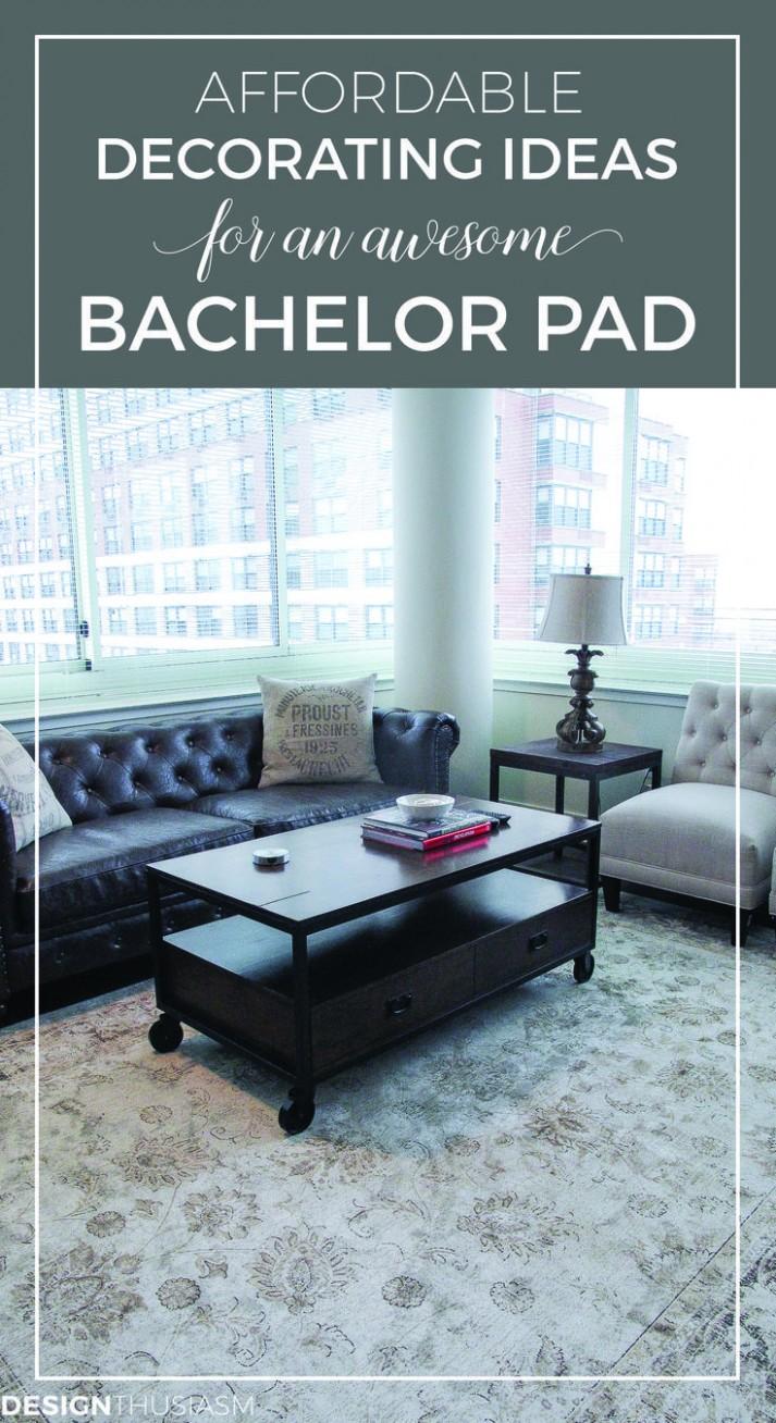 Pin on DIY Home Decor Ideas - Apartment Decorating Ideas Male