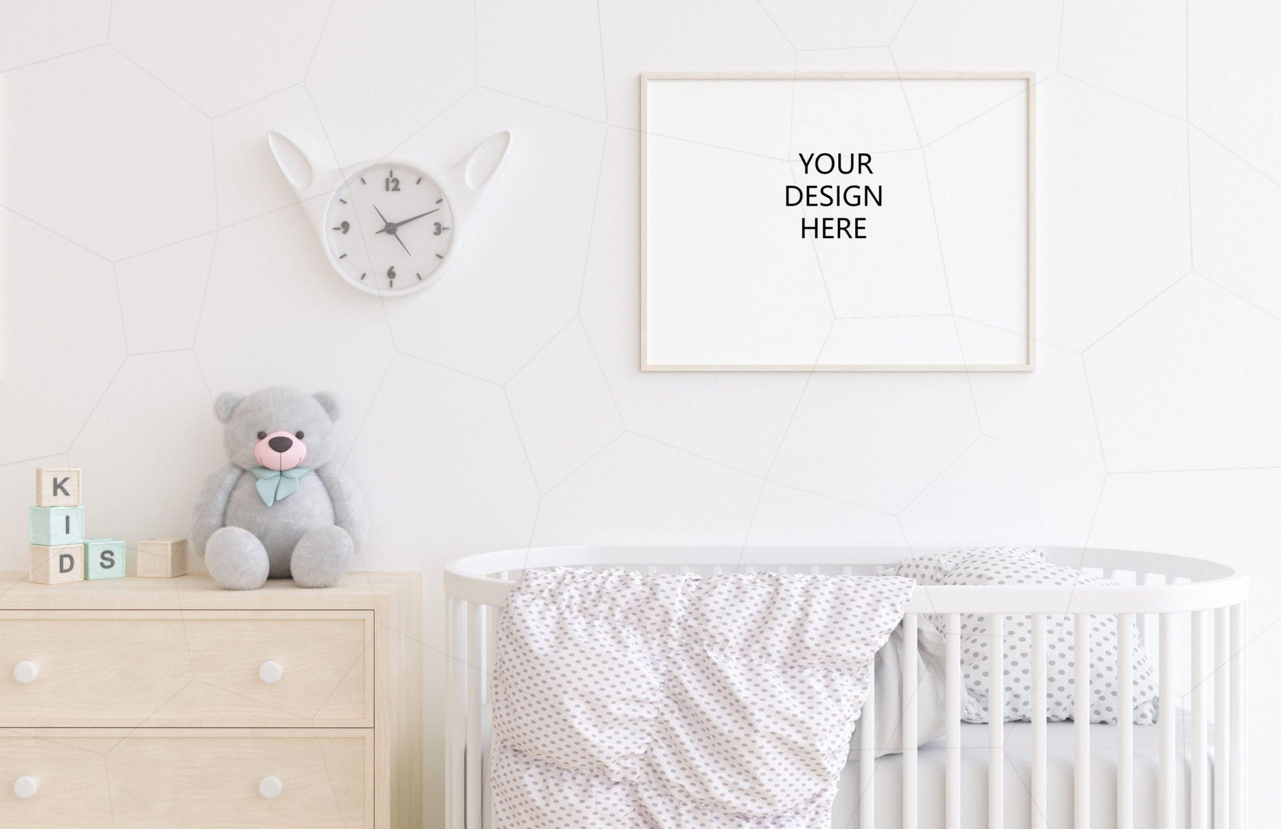 Pin on Fondos láminas - Baby Room Frames