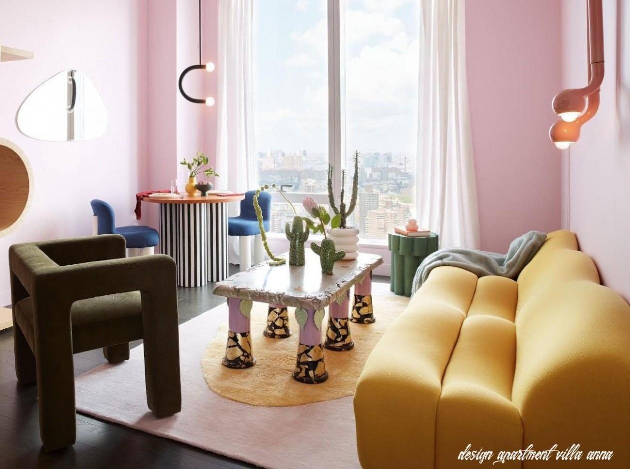 Pin on Home Plan - Design Apartment Villa Anna