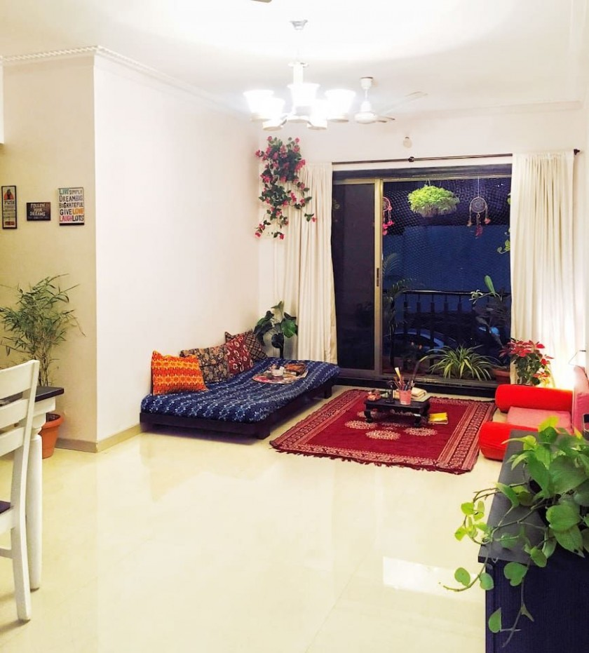 Pin on Interiors & Architecture - Apartment Decorating Ideas India