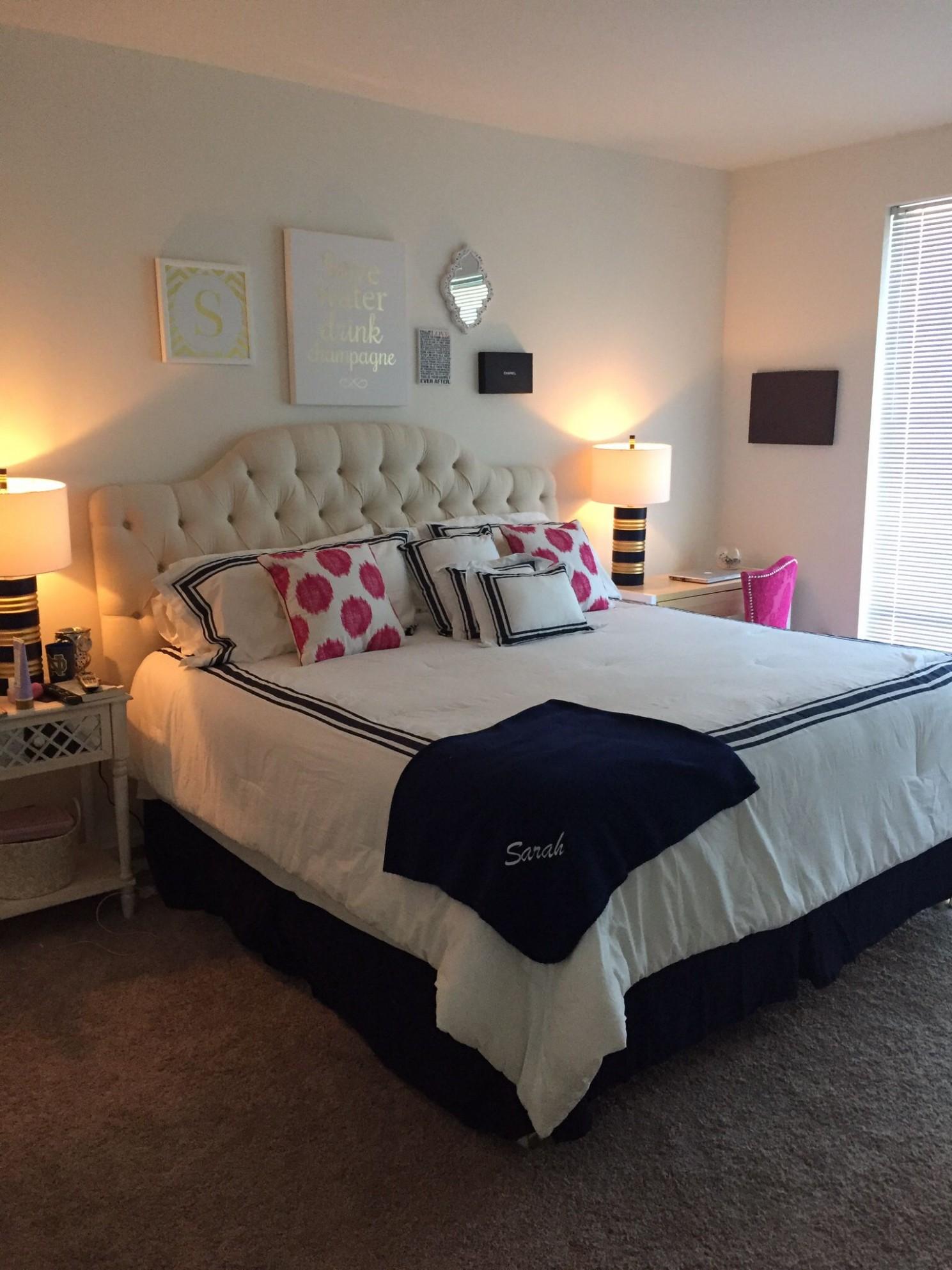 Pin on MARGI VORDER BRUEGGE INTERIORS, ALLIED ASID - Bedroom Ideas Apartment