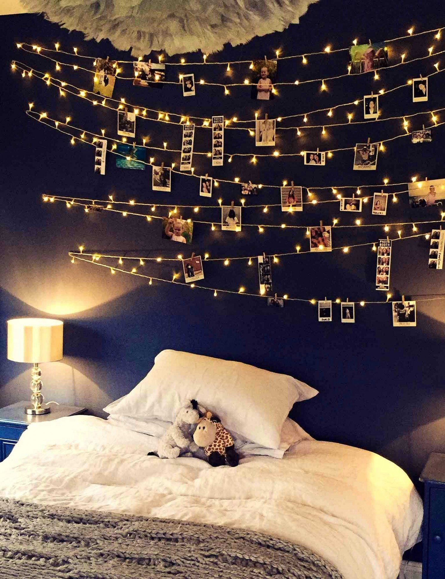 Pin on Perfect Bedroom - Bedroom Ideas With Lights