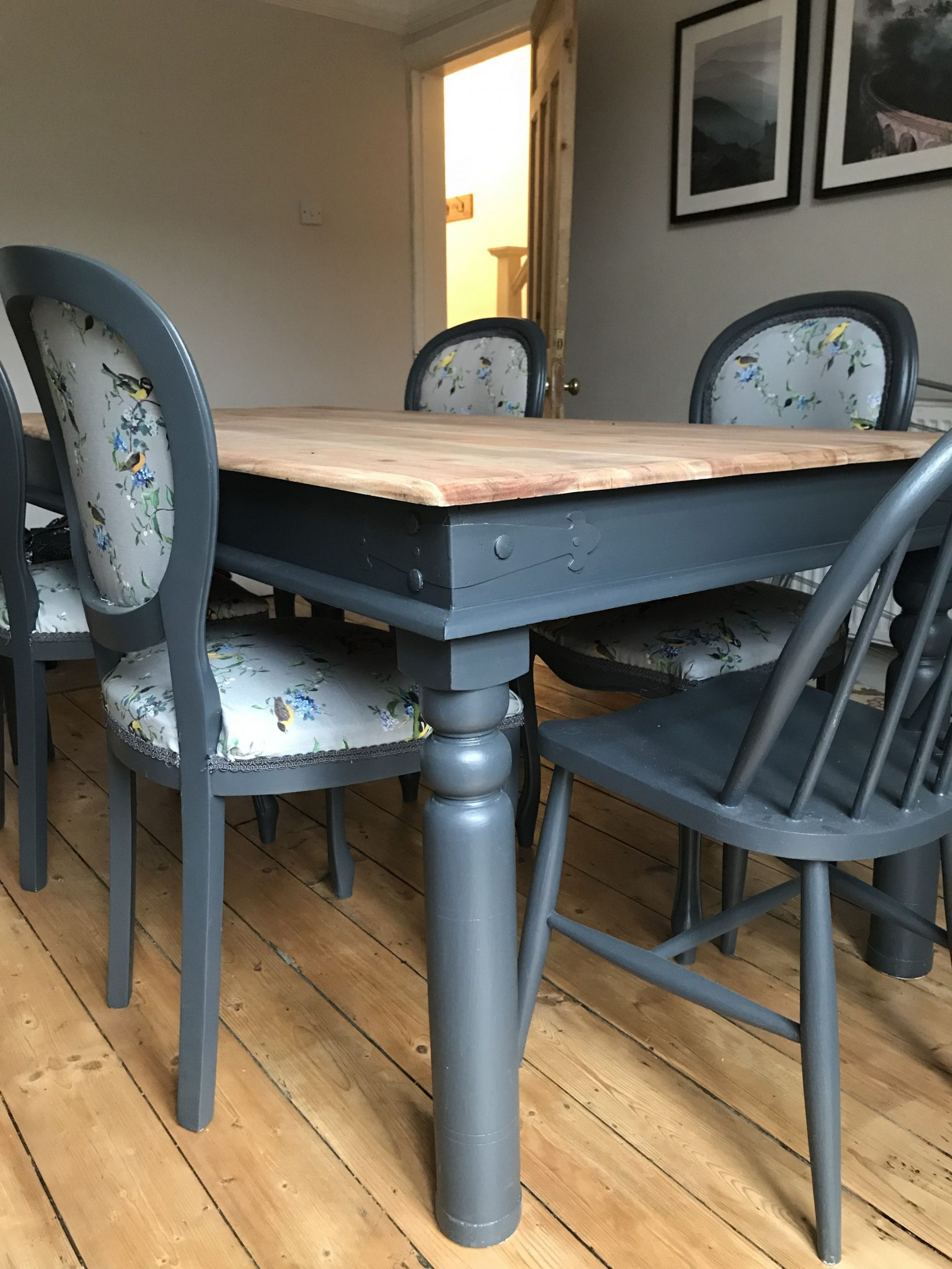 Pin on Renovating Our Edwardian Terrace - Dining Room Upcycle Ideas