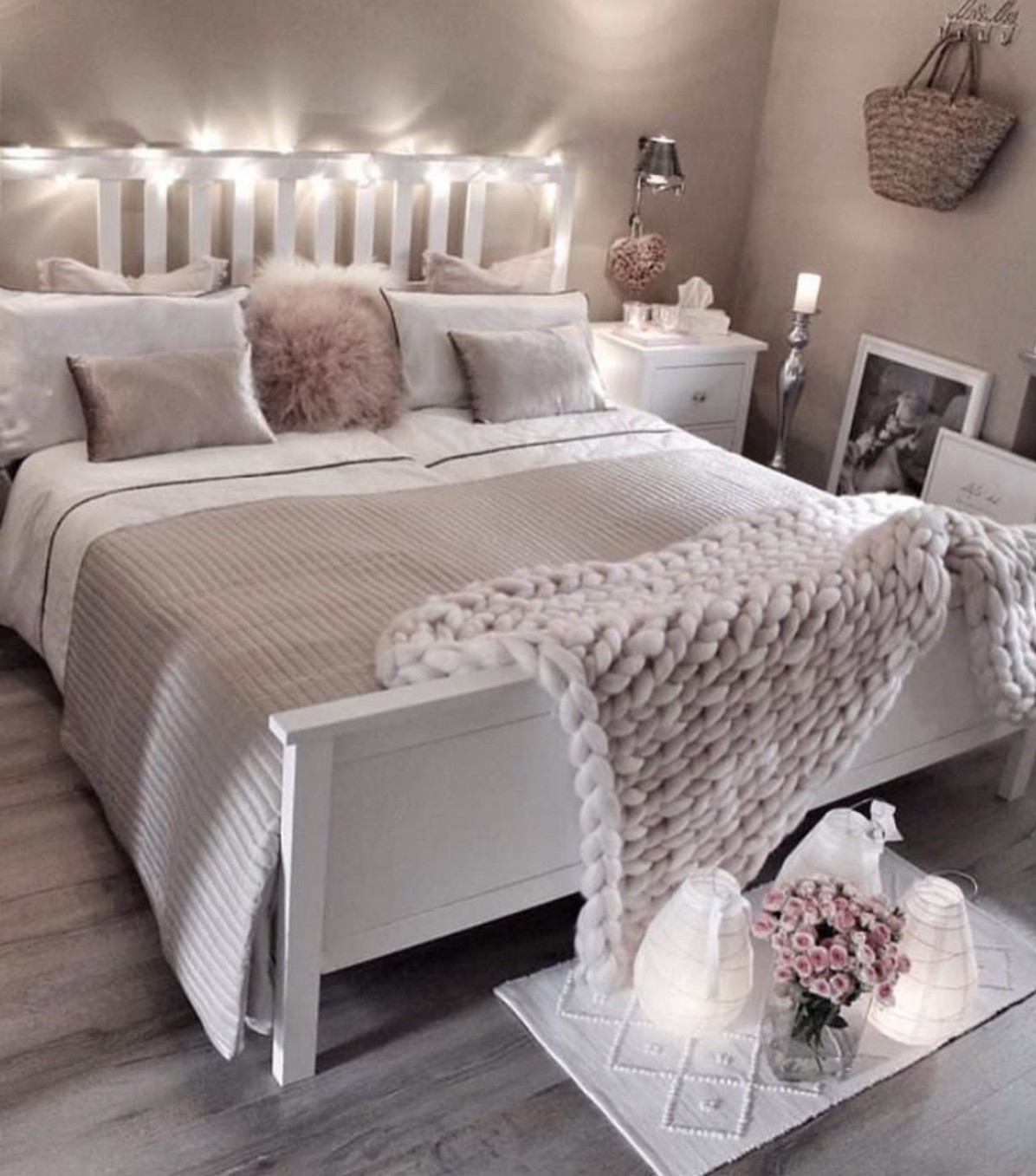 Pinterest: ✨ᶠᴬᴵᵀᴴ✨  Bedroom ideas for small rooms  - Bedroom Ideas Pinterest Grey