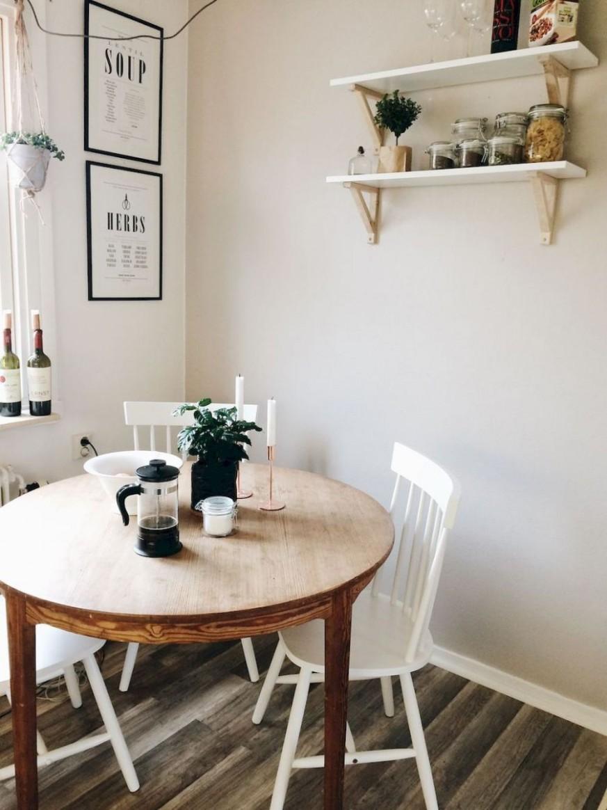 Pinterest @hutchins11  Dining room small, Dining corner, Small  - Dining Room Ideas Small Spaces Pinterest