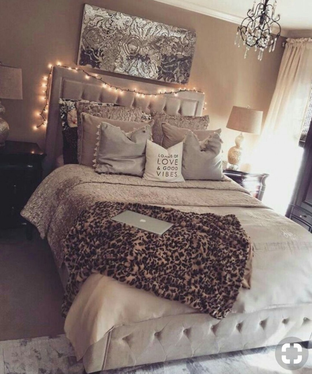PINTEREST ~ kaelimariee INSTAGRAM ~ kaelimariee  Bedroom interior  - Bedroom Ideas On Instagram