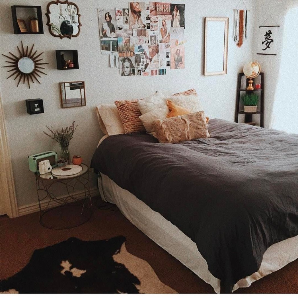 ❥Pinterest//Megsxoxo9 LOVING THIS GORGEOUS, CHARACTERFUL  - Bedroom Ideas On Instagram
