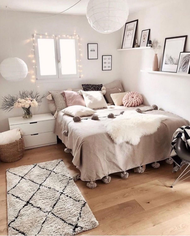 Pinterest/vsco/insta blakeissiah  Room decor, Room ideas  - Cute Bedroom Ideas
