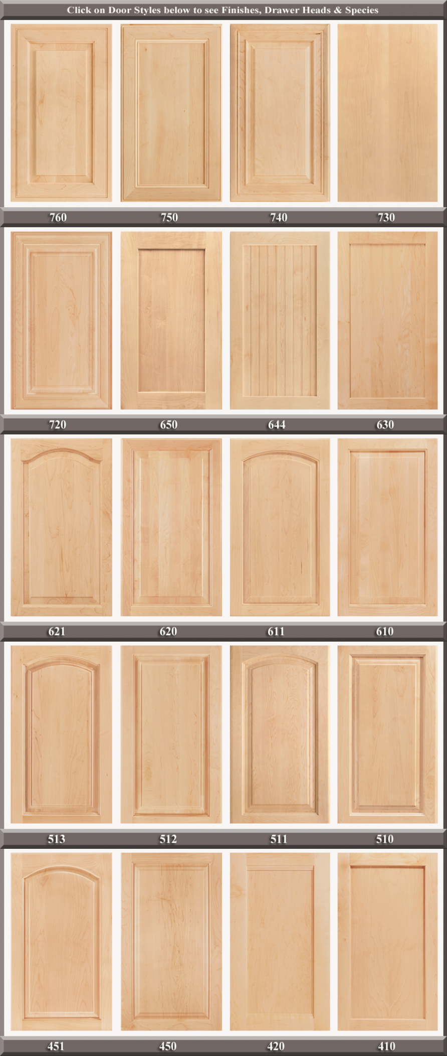 Popular Cabinet Door Styles & Finishes  Maryland Kitchen Cabinets  - Kitchen Cabinet Styles And Finishes