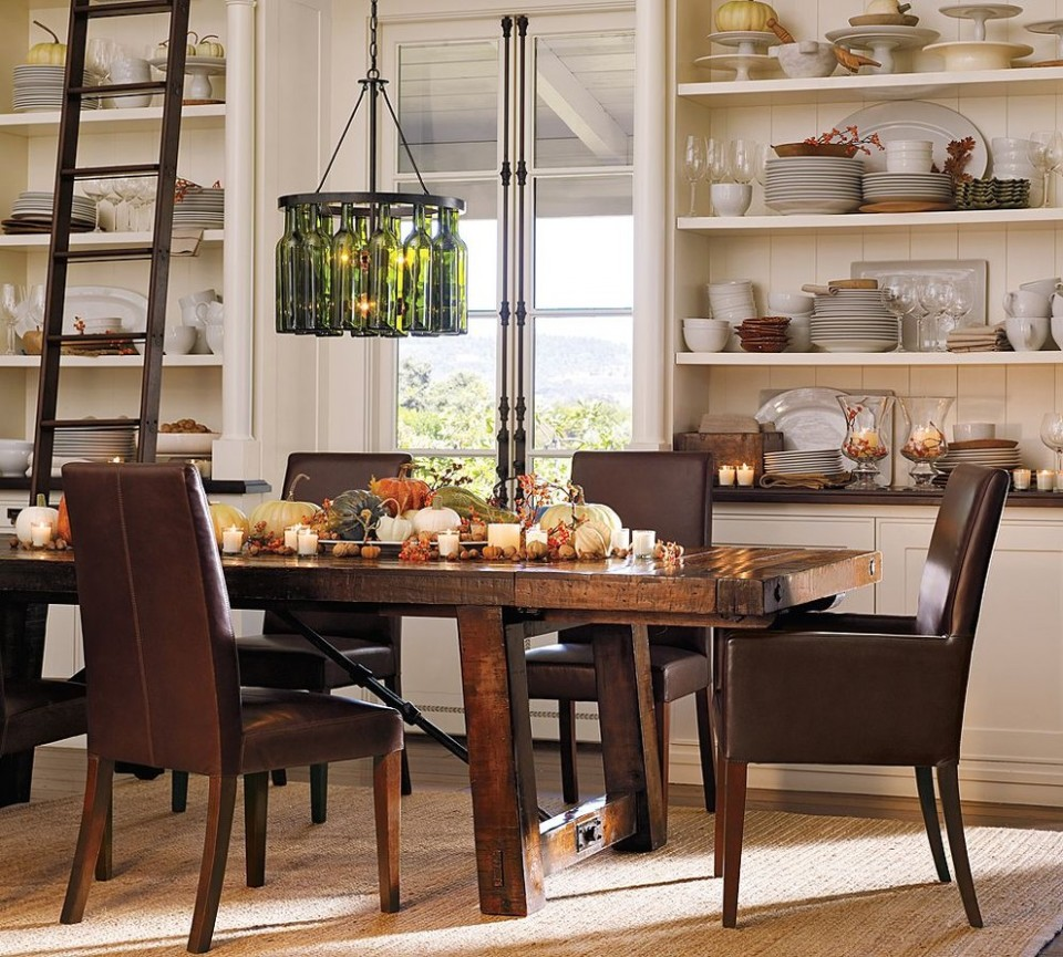 Pottery Barn - Contemporary - Dining Room - San Francisco - by  - Dining Room Ideas Pottery Barn
