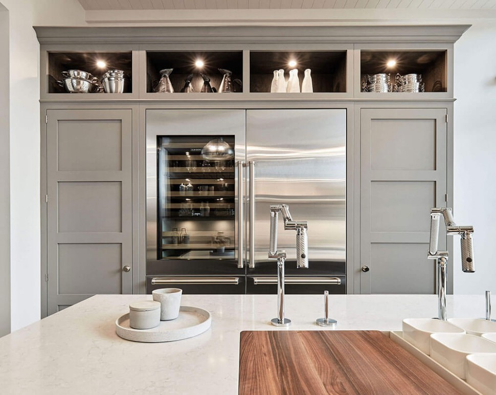 Raise a Glass - Our Top Wine Cooler Picks - Wine Fridge Kitchen Cabinet