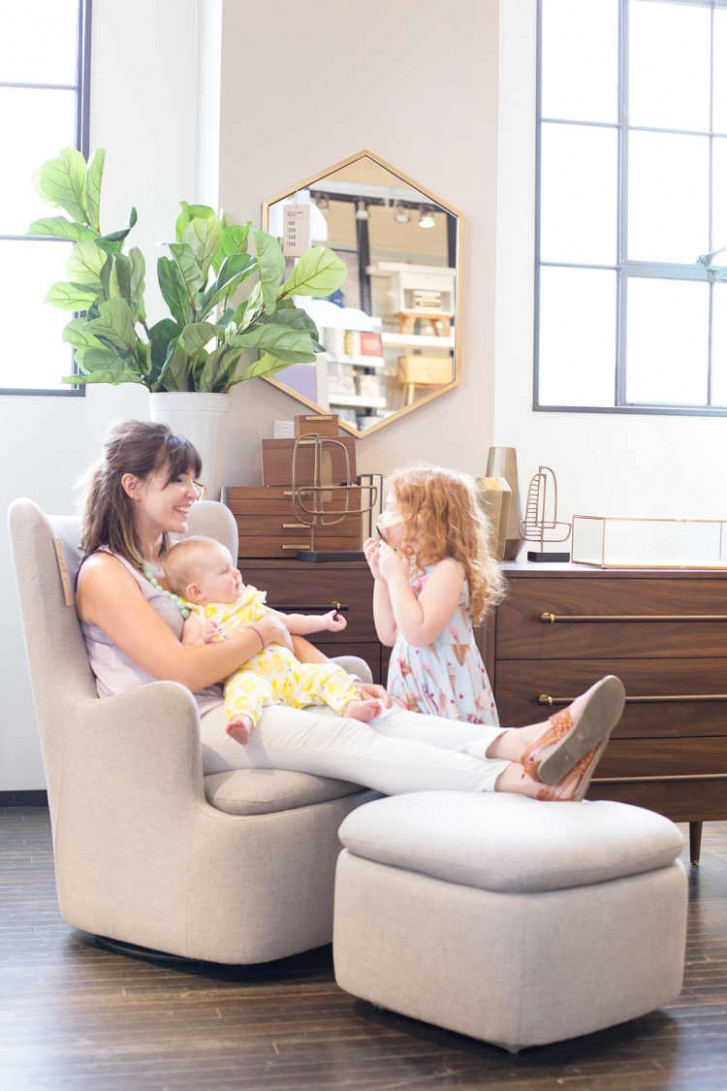 Rocker Reviews West Elm Gliders And Rockers - Lay Baby Lay - Baby Room Reviews