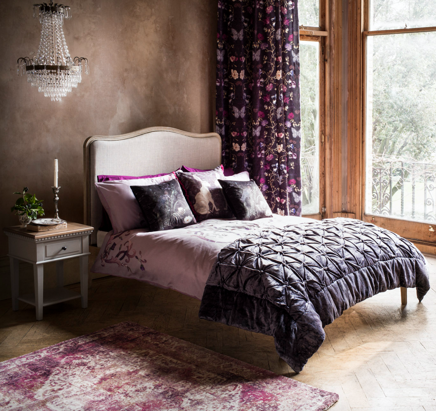 Romantic bedroom ideas  Decorating Ideas  Interiors - Bedroom Ideas Romantic