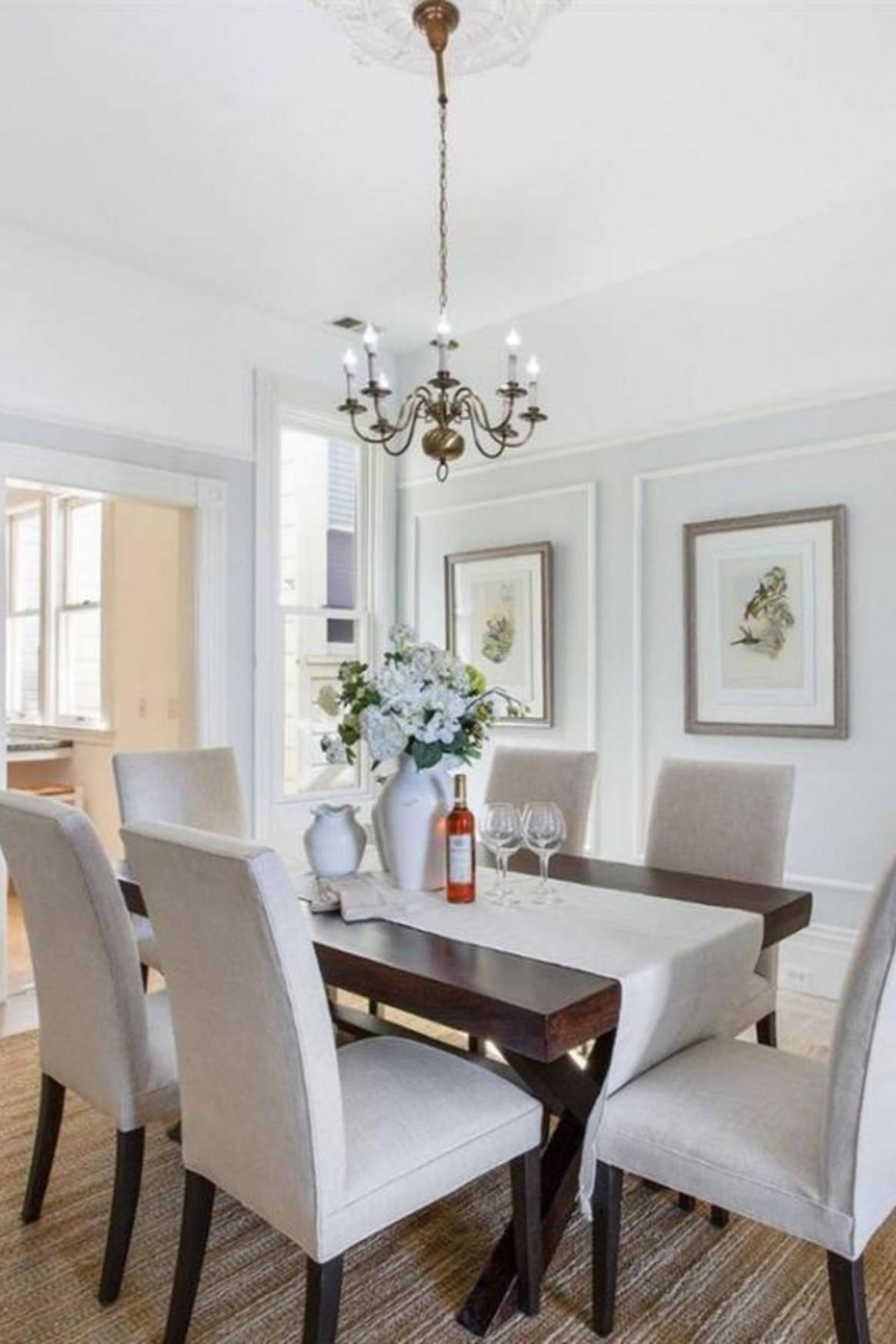 Room redo: Traditional fresh dining room  Classic dining room  - Dining Room Ideas Classic