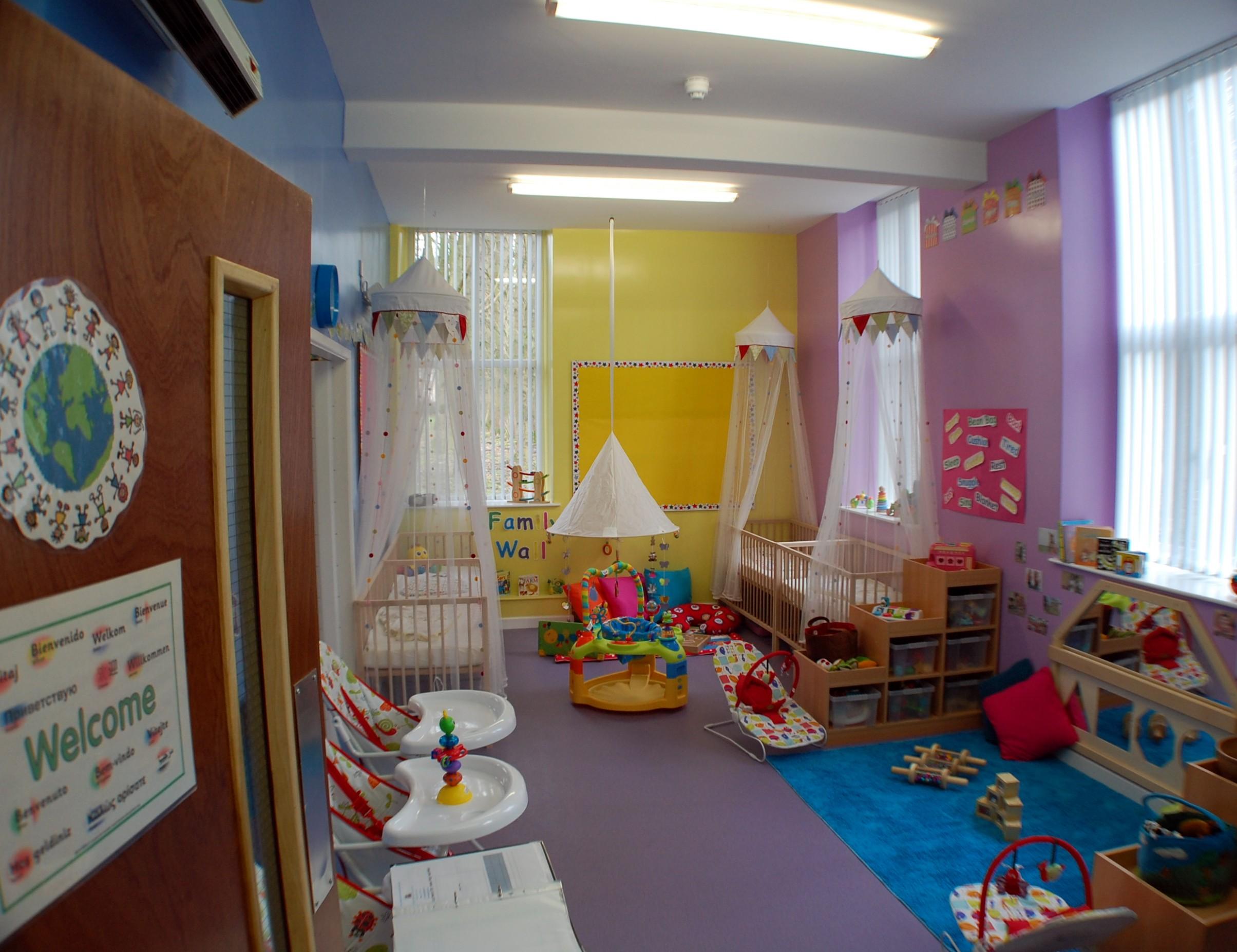 Rooms  Diggle Day Nursery  Oldham - Baby Room Huddersfield