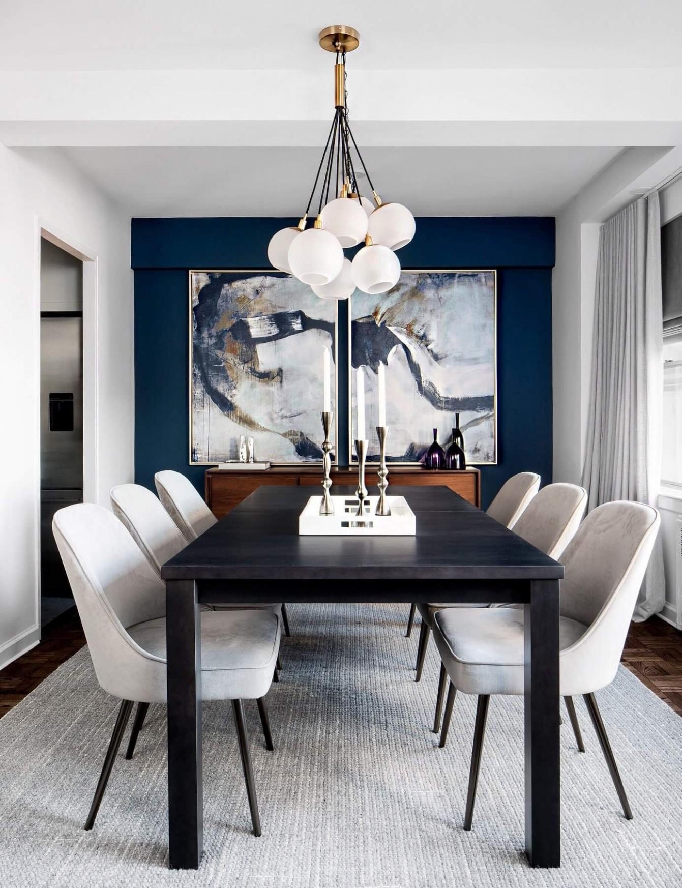 Scandinavian Interior Design  #scandinavian #interior  Small  - Dining Room Ideas Modern