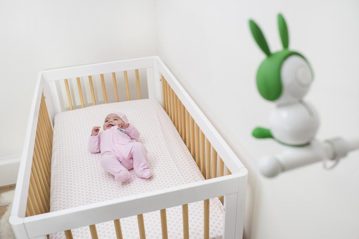 Setting up a Smart Nursery  Best Buy Blog - Baby Room Monitor