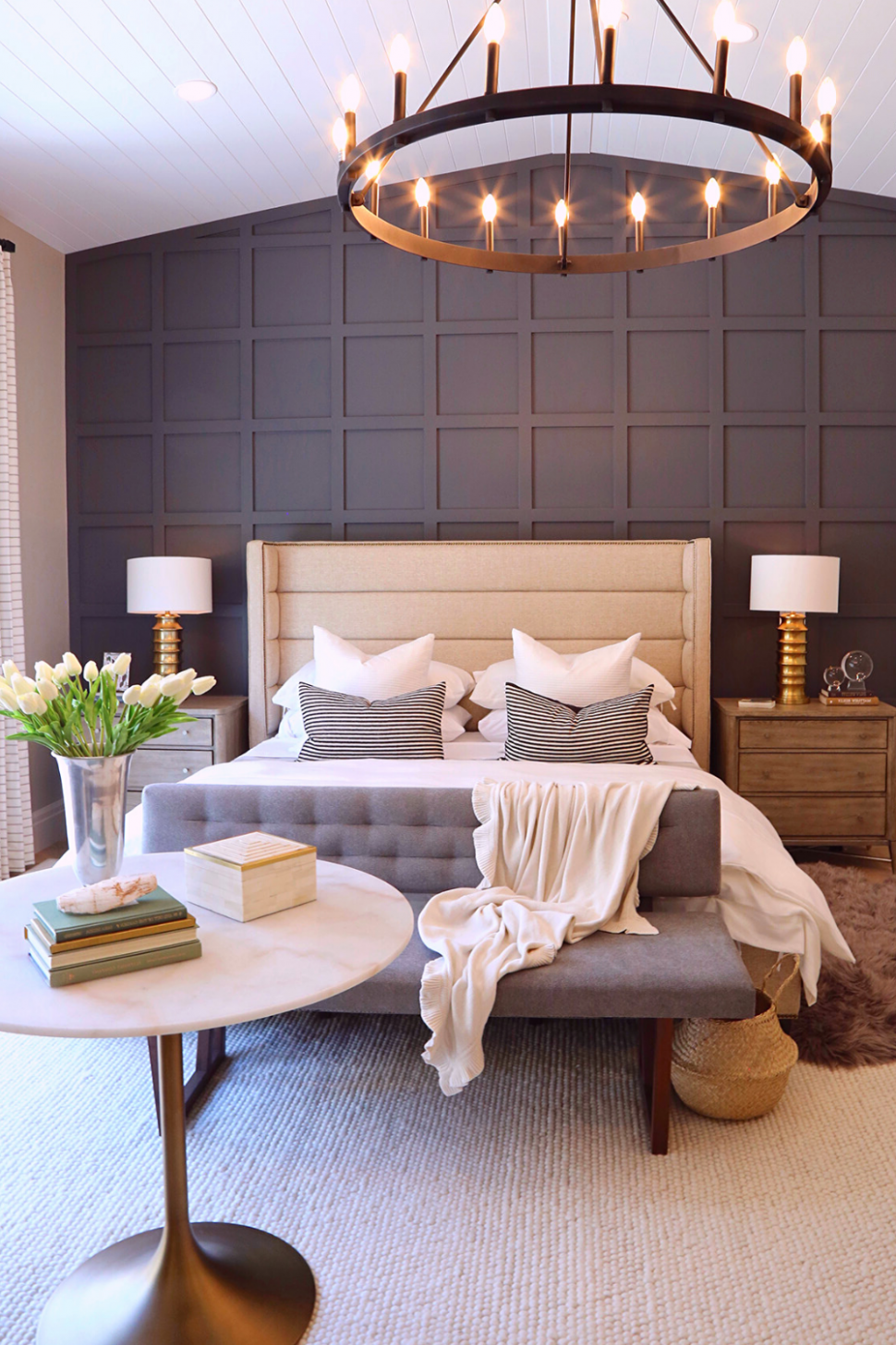 Simple Ideas for Adding Blush Accents to your Decor 9 in 9  - Bedroom Ideas Uk 2020