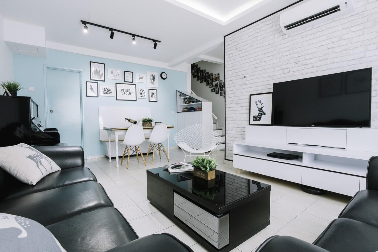 SIN Interior Design & Build  Johor Bahru Malaysia (JB  - Apartment Design Johor