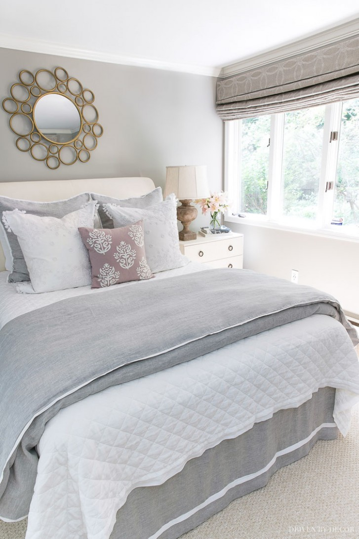 Six Simple Ideas for Creating a Guest Bed Your Guests Will Love  - Master Bedroom Quilt Ideas