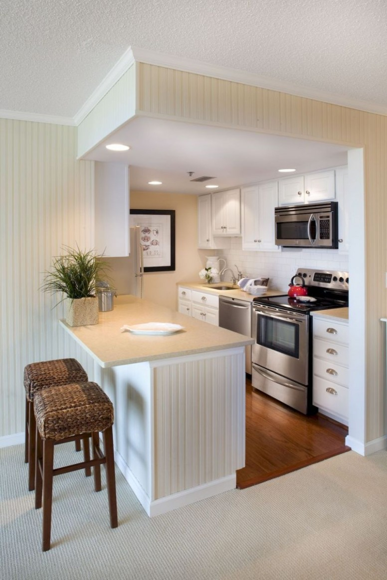 Small Apartment Kitchen Ideas On A Budget (10)  Small apartment  - Apartment Kitchen Decorating Ideas On A Budget
