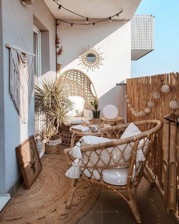Small Balcony Ideas  How to Have A Modern Small Balcony  Decoholic - Apartment Balcony Decorating Ideas You