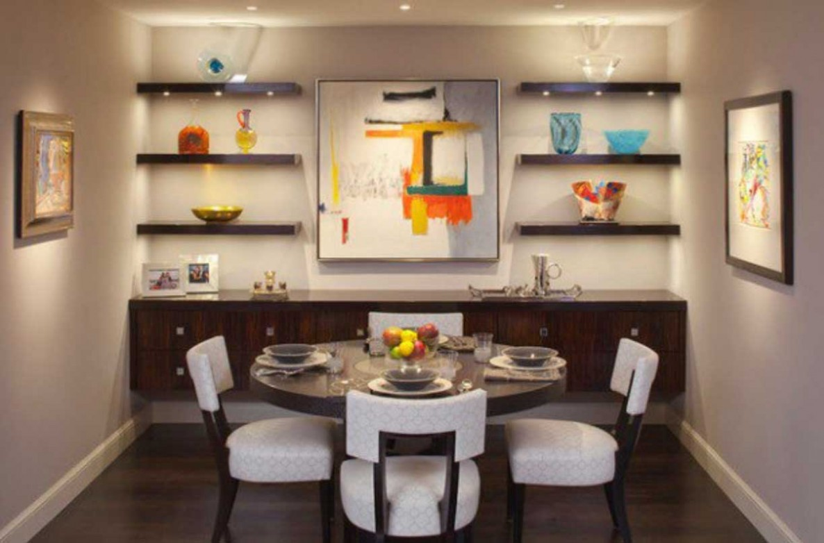 Small Dining Room Decor Ideas for Your Home and Apartment - RooHome - Dining Room Ideas For Apartments