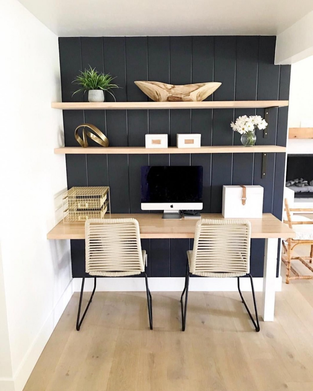 Small Home Office Ideas  Small Work Office Decorating Ideas  - Narrow Home Office Ideas