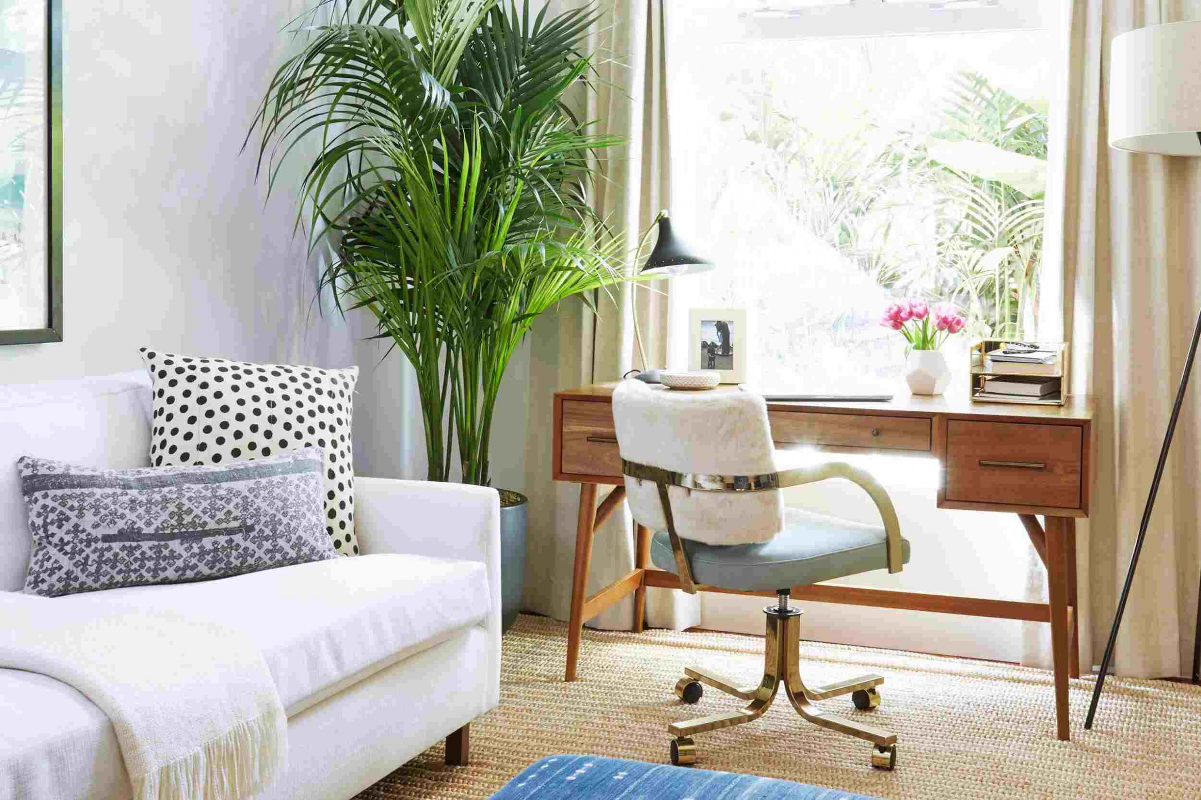 Small Home Office Ideas That Are Surprisingly Stylish - Home Office Ideas Small Bedroom