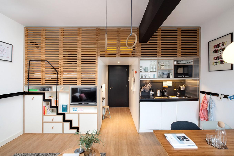 small-loft-apartmentInterior Design Ideas