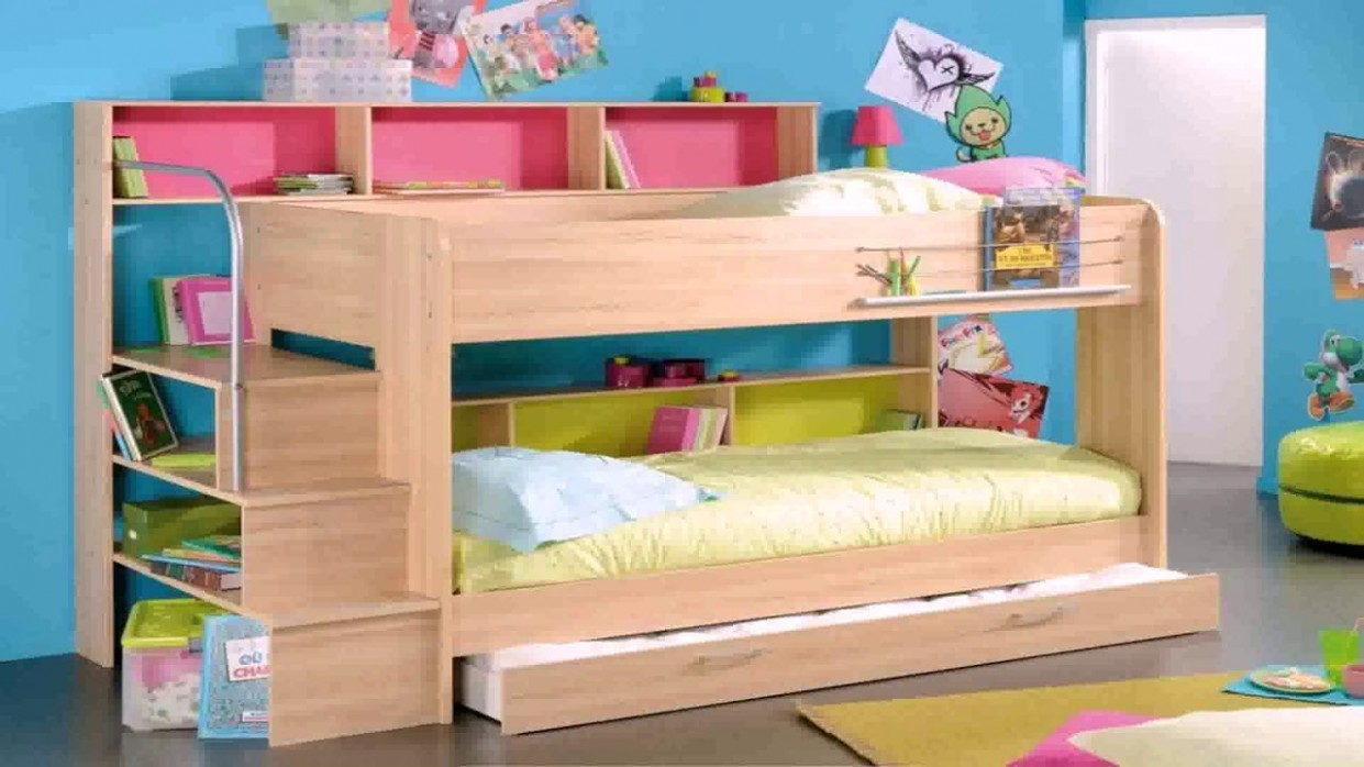 Small Room Design Ideas Double Deck - YouTube - Bedroom Ideas Double Deck