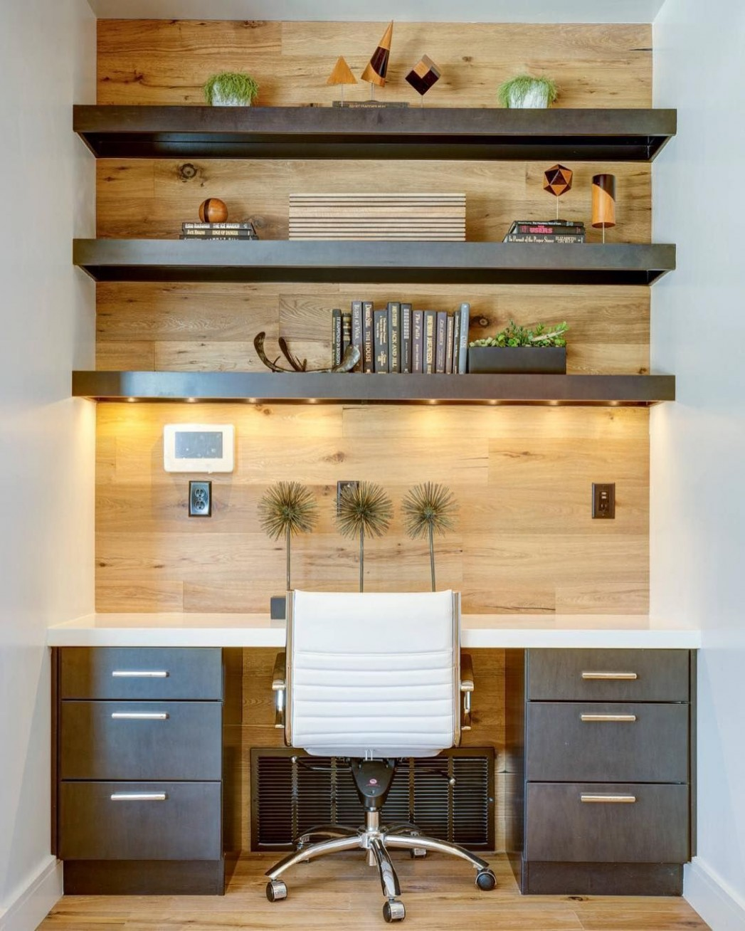 Small space desk ideas  Small home offices, Small home office  - Home Office Design Ideas Uk