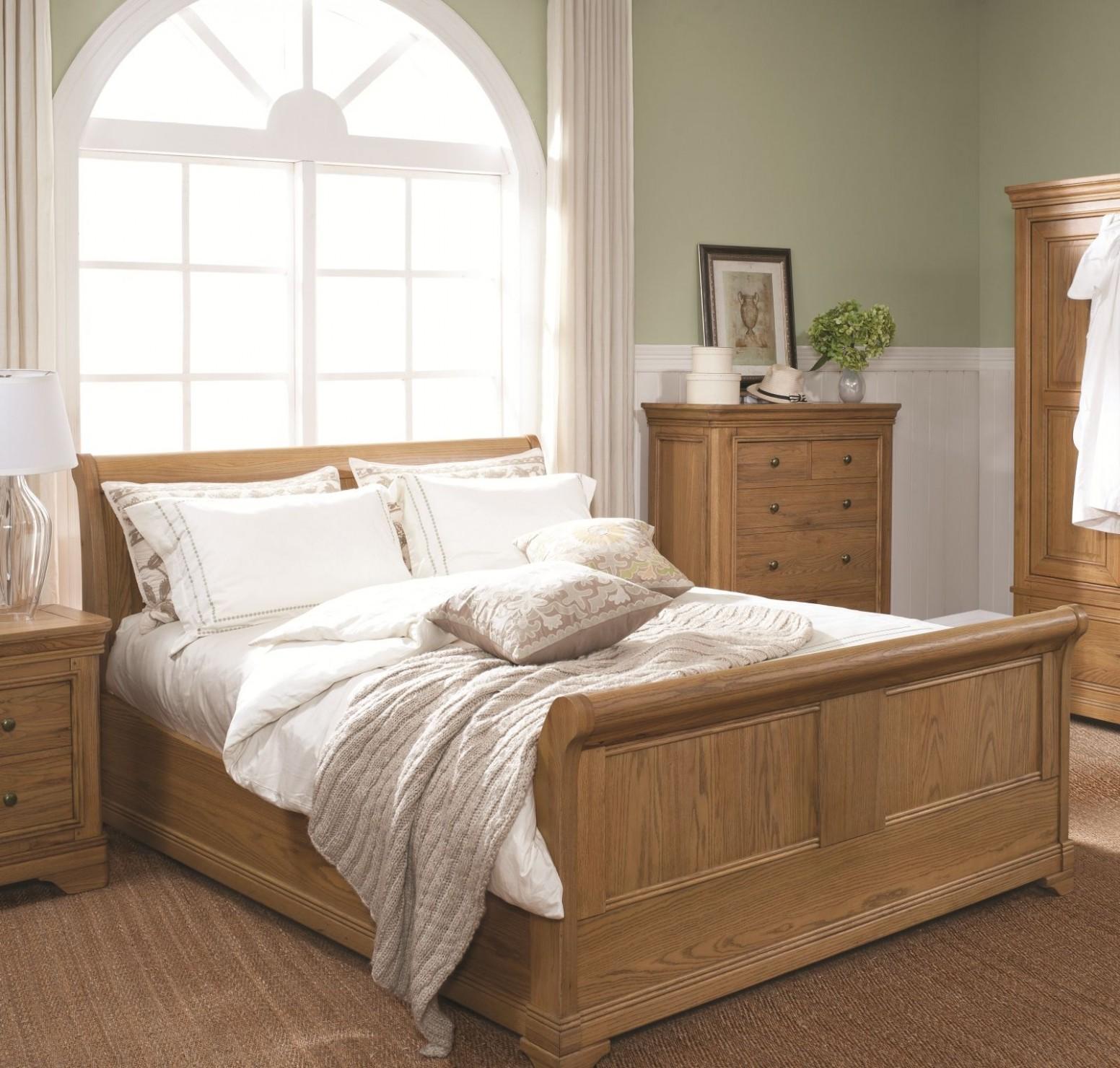 Solid Wood Bedroom Furniture Modern and Traditional Design  - Bedroom Ideas Oak Furniture
